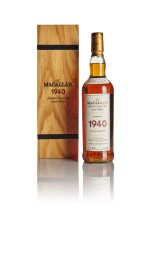 THE MACALLAN FINE & RARE 35 YEAR OLD 43.0 ABV 1940