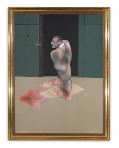 View 2. Thumbnail of Lot 44. FRANCIS BACON | STUDY FOR PORTRAIT OF JOHN EDWARDS.