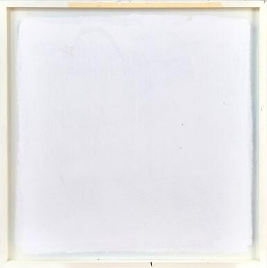 View 2. Thumbnail of Lot 57. Mr A . Cobalt Blue Square 2 | A先生,鈷藍方2號.