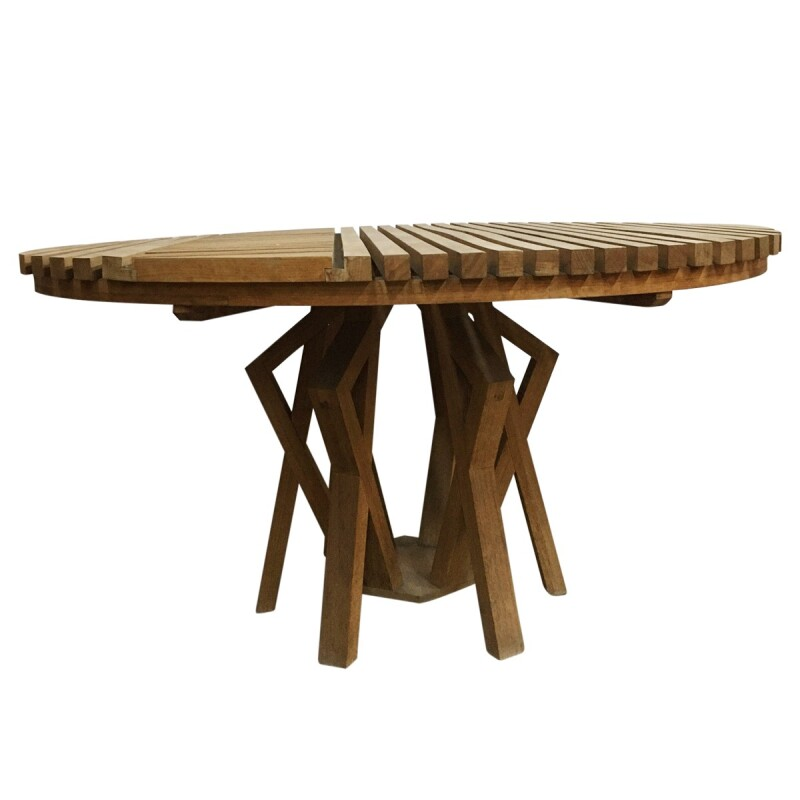 Geometrica Outdoor Dining Table