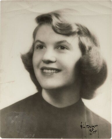 View 2. Thumbnail of Lot 1. Sylvia Plath--Eric Stahlberg.