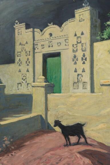 View 3. Thumbnail of Lot 31. HUSSEIN BIKAR | UNTITLED.