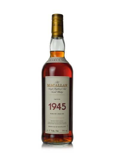 The Macallan Fine & Rare 56 Year Old 51.5 abv 1945 (1 BT75cl)