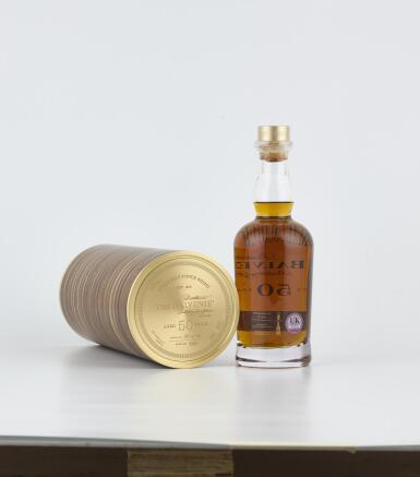 View 2. Thumbnail of Lot 61. The Balvenie 50 Year Old Marriage 0962 41.6abv NV (1 BT70).