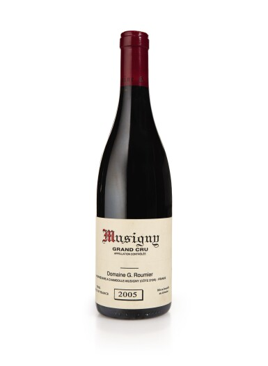 Musigny 2005 Domaine Georges Roumier (2 BT)