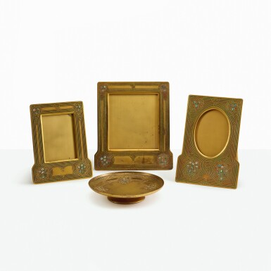 """View 1. Thumbnail of Lot 25. TIFFANY STUDIOS 