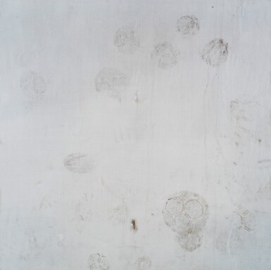 YTO BARRADA | TRACES DE BALLON DE FOOTBALL (MARKS LEFT BY A FOOTBALL)