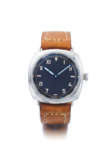 PANERAI | REF PAM00249 RADIOMIR 1936, A LIMITED EDITION STAINLESS STEEL WRISTWATCH CIRCA 2007