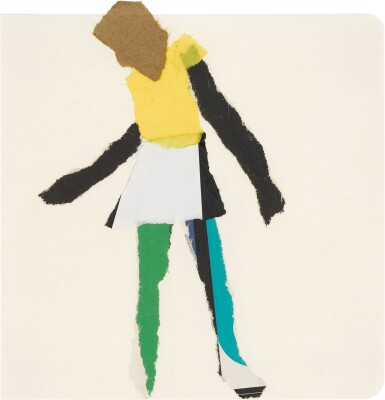View 5. Thumbnail of Lot 801. DEBORAH ROBERTS | THE HISTORY OF EVERYTHING, PART THREE.