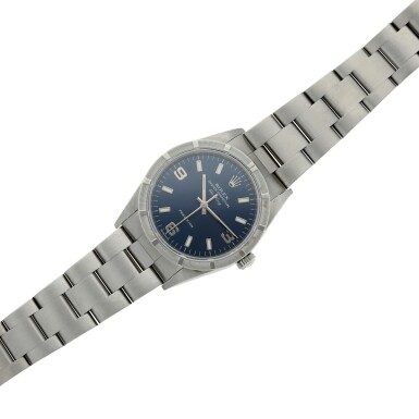 View 6. Thumbnail of Lot 274. REFERENCE 14010 AIR KING A STAINLESS STEEL AUTOMATIC WRISTWATCH WITH BRACELET, CIRCA 2006.