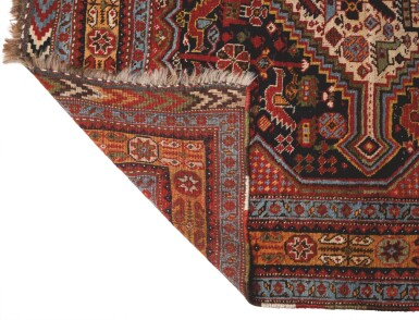A KHAMSEH RUG, SOUTHWEST PERSIA