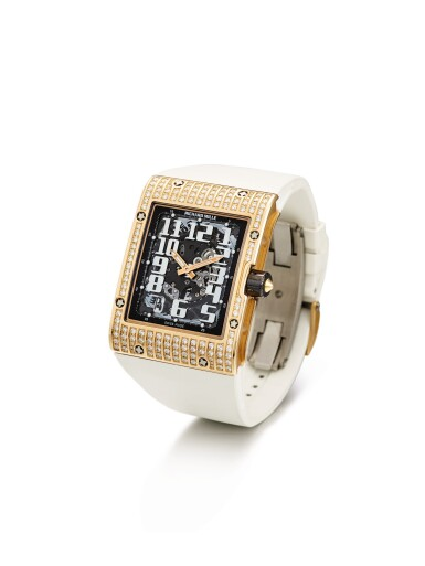 """View 2. Thumbnail of Lot 2180. RICHARD MILLE 