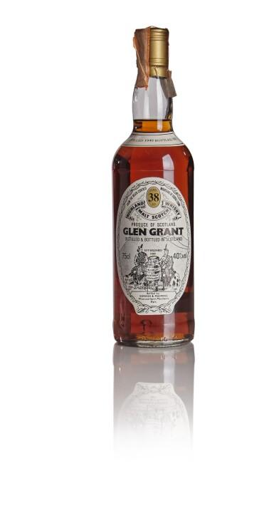 GLEN GRANT GORDON & MACPHAIL  38 YEAR OLD 40.0 ABV 1949