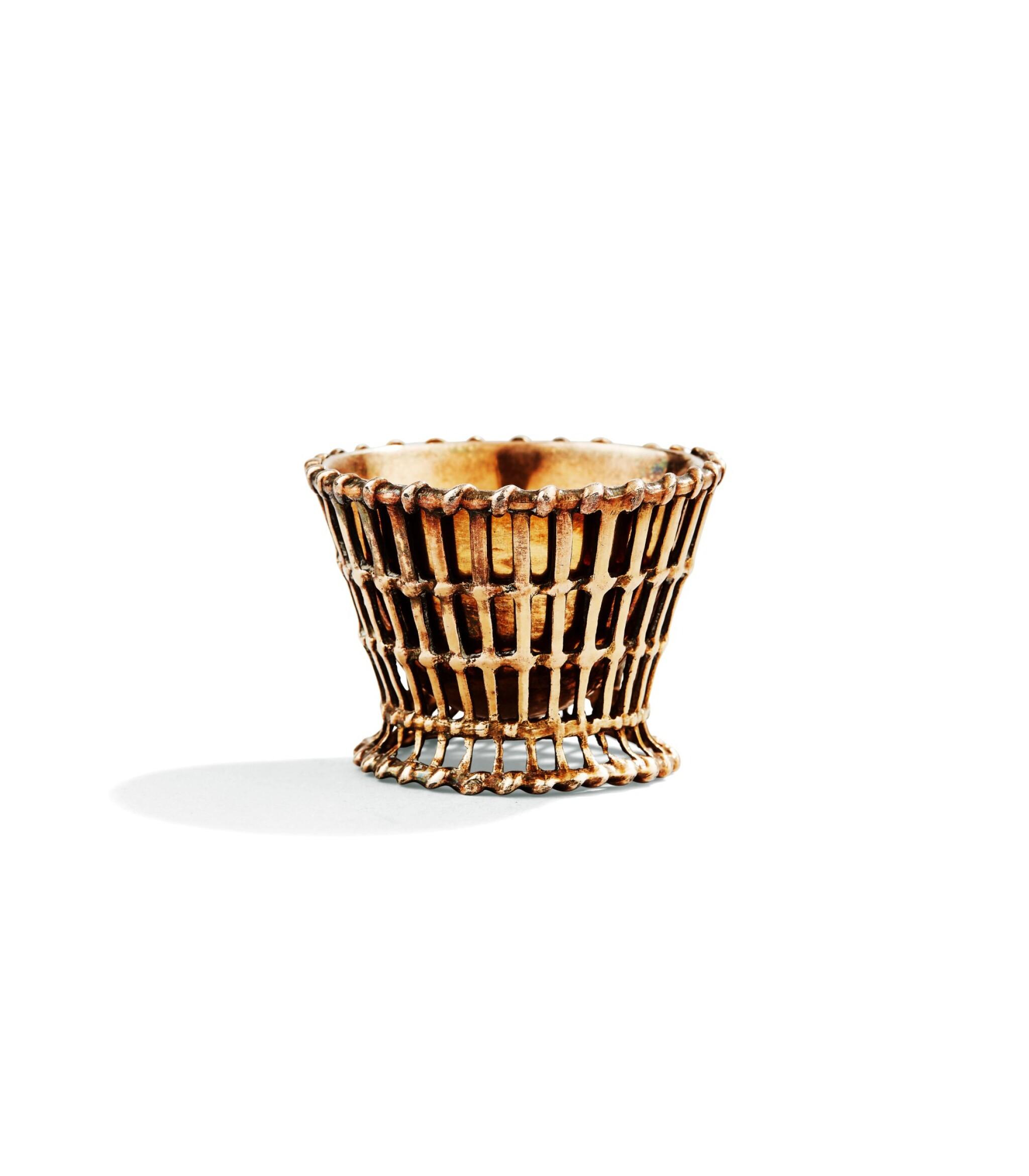 View 1 of Lot 151. A SILVER-GILT EGG-CUP, ROCH-LOUIS DANY, PARIS, 1787-1788 |  COQUETIER EN VERMEIL PAR ROCH-LOUIS DANY, PARIS, 1787-1788.