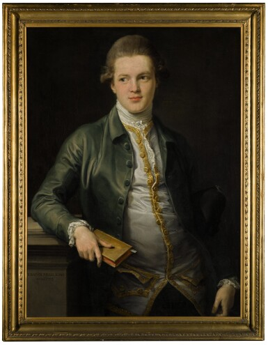 View 2. Thumbnail of Lot 28. Portrait of Thomas Orde, later Orde-Powlett and 1st Baron Bolton (1746–1807) |《托馬斯・奧德(1746-1807年)肖像,後封奧德・寶勒及保頓男爵一世》.