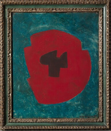 View 2. Thumbnail of Lot 44. SERGE POLIAKOFF  |  COMPOSITION ABSTRAITE.