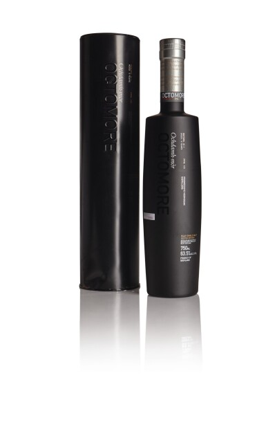 OCTOMORE EDITION 01.1 5 YEAR OLD 63.5 ABV NV