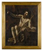 GIOVANNI BATTISTA CARACCIOLO, CALLED BATTISTELLO | SAINT JOHN THE BAPTIST IN THE WILDERNESS