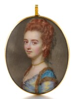 JOHN SMART | PORTRAIT OF LADY BOSTON, NÉE CHRISTIAN METHUEN (1750-1832)