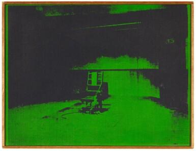 View 2. Thumbnail of Lot 858. RICHARD PETTIBONE | ANDY WARHOL, LAVENDER DISASTER 1964.