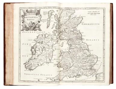 Camden | Britannia, 1722