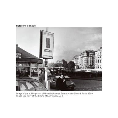 View 6. Thumbnail of Lot 44. FAHRELNISSA ZEID | LUNAR CHIAROSCURO.