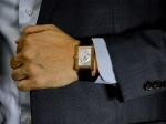 CONCORD   DELIRIUM, A LIMITED EDITION PINK GOLD WRISTWATCH WITH POWER RESERVE INDICATION AND DATE, CIRCA 2000