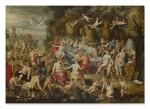 MANNER OF HENDRICK VAN BALEN AND MANNER OF JAN BRUEGHEL THE ELDER | FEAST OF THE GODS