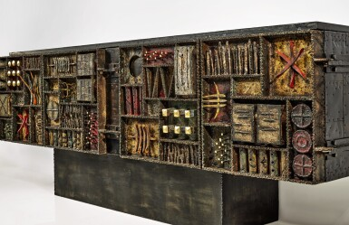"""View 2. Thumbnail of Lot 310. PAUL EVANS 