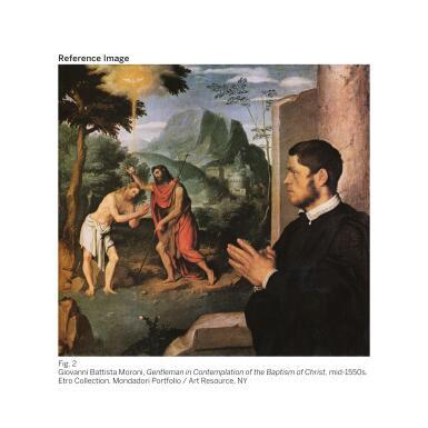 View 3. Thumbnail of Lot 15. GIOVANNI BATTISTA MORONI | THE RESURRECTION OF CHRIST.