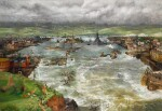 RICHARD EURICH, R.A. | FLOOD WATER