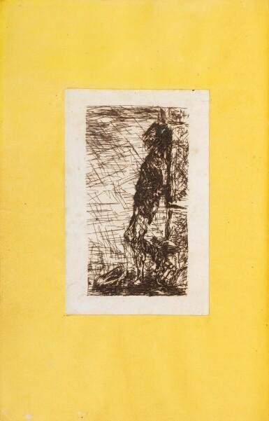 View 2. Thumbnail of Lot 85. Les Amours jaunes. 1873. In-12. Ex. sur papier jonquille en reliure signée de l'époque.