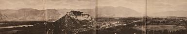 View 5. Thumbnail of Lot 181. Tibet—John Claude White | Tibet and Lhasa. Calcutta: Johnston and Hoffmann, [1908].