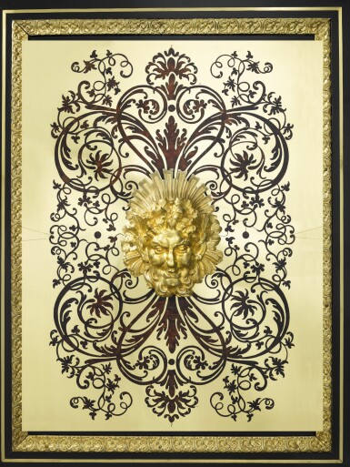 View 4. Thumbnail of Lot 779. A GILT BRONZE-MOUNTED BOULLE MARQUETRY AND EBONY MEUBLE D'APPUI STAMPED E. LEVASSEUR , LATE 18TH/EARLY 19TH CENTURY.