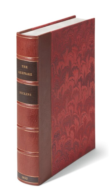Dickens, 'To Be Read at Dusk', The Keepsake, 1852, first edition