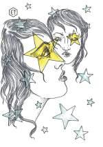Elie Top, Rutile Quartz and Diamond Bracelet [Bracelet Quartz Rutile et Diamant], 'Pluton'