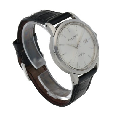 View 3. Thumbnail of Lot 174. INGENIEUR STAINLESS STEEL ANTI-MAGNETIC WRISTWATCH WITH DATE CIRCA 1963.