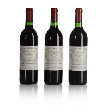 View 4. Thumbnail of Lot 276. Château Cheval Blanc 1989  (12 BT).