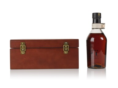 View 2. Thumbnail of Lot 214. Highland Park 40 Year Old 44.0 abv 1958 .