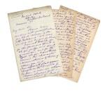 JOSEPHINE BUTLER | Autograph letter signed, to Robert F. Horton, 1898