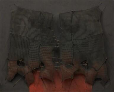 View 2. Thumbnail of Lot 531. Metamorfosis (huella en el espejo no. 6).