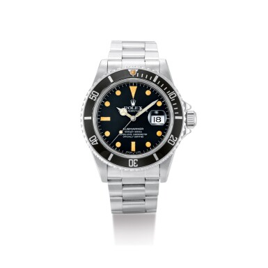 """View 1. Thumbnail of Lot 2104. ROLEX 