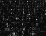 HIROSHI SUGIMOTO | HALL OF THIRTY-THREE BAYS (004, 005, 006), (3 WORKS), 1995