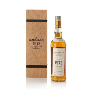 View 1. Thumbnail of Lot 9. The Macallan Fine & Rare 30 Year Old 60.6 abv 1973 .