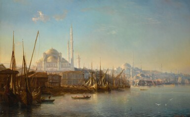 View 1. Thumbnail of Lot 16. THÉODORE GUDIN | THE GOLDEN HORN.