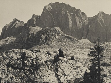 View 11. Thumbnail of Lot 47. The Sierra Club Outing, 1930.