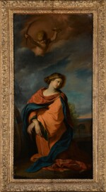 AFTER FRANCESCO BARBIERI, CALLED IL GUERCINO | The Martyrdom of Saint Catherine