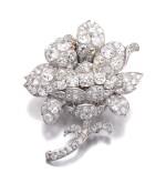 Diamond brooch | 鑽石別針