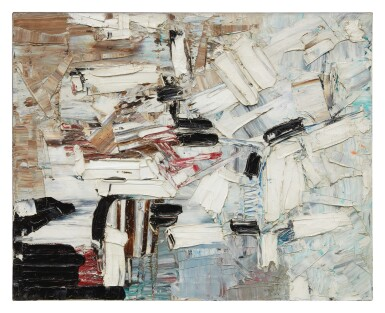 View 1. Thumbnail of Lot 34. JEAN-PAUL RIOPELLE | UNTITLED.