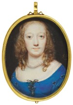 SAMUEL COOPER | PORTRAIT OF A LADY, TRADITIONALLY IDENTIFIED AS LADY LUCAS